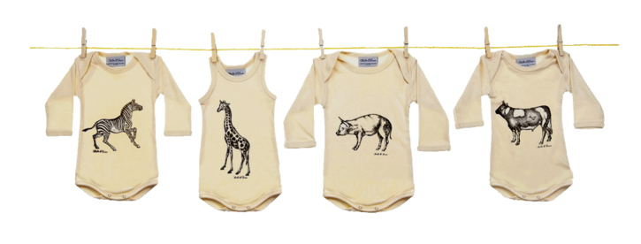 The Benefits of Organic Baby Clothing