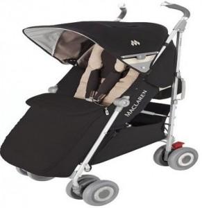 Maclaren Techno XLR Stroller Review