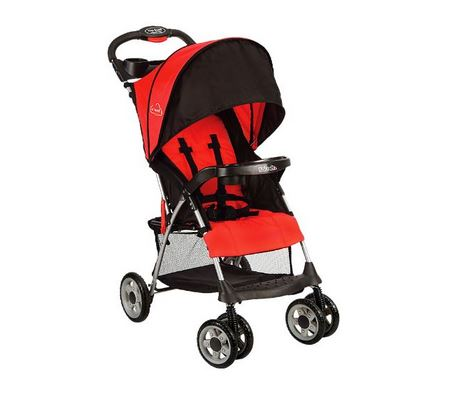 Kolcraft Cloud Plus Lightweight Stroller