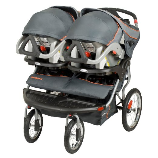 Baby Trend Navigator Double Jogger Strollers