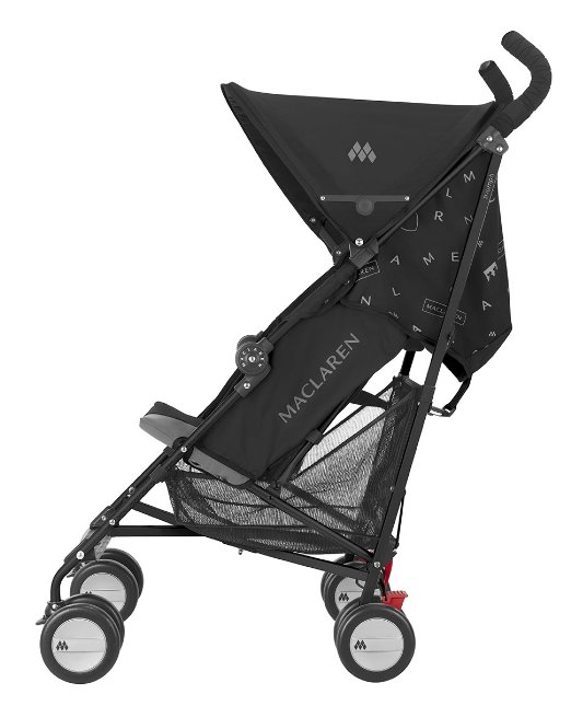 Maclaren Triumph Stroller, Black