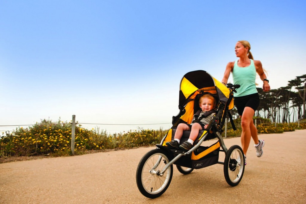 BOB Ironman Single Stroller