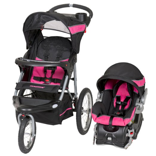 Baby Trend Expedition Jogger Travel System_