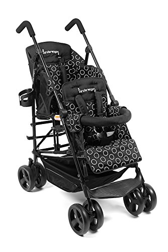 Kinderwagon Hop Tandem Umbrella Stroller
