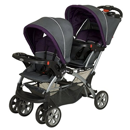 Baby Trend Sit N Stand Double Stroller Elixer