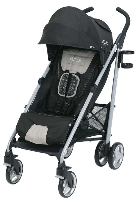 Graco Breaze Click Connect Stroller