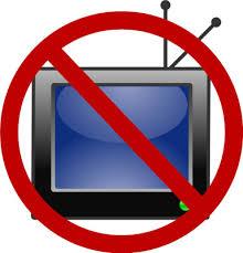 no television in bedroom