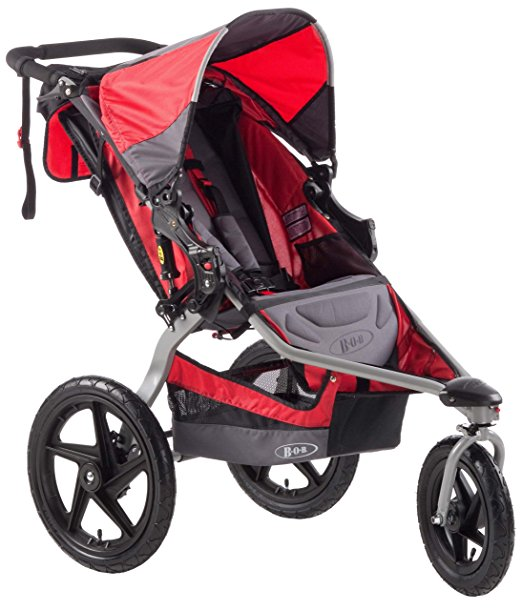 BOB Stroller Strides Single Fitness Stroller