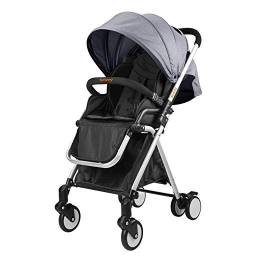 Besrey BR-C7000S Lightweight Baby Stroller