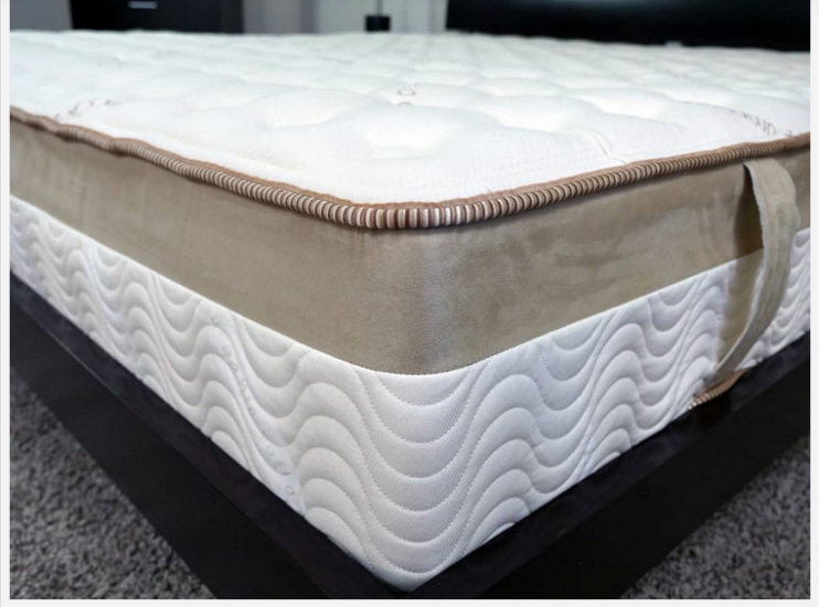Loom & Leaf mattress cover