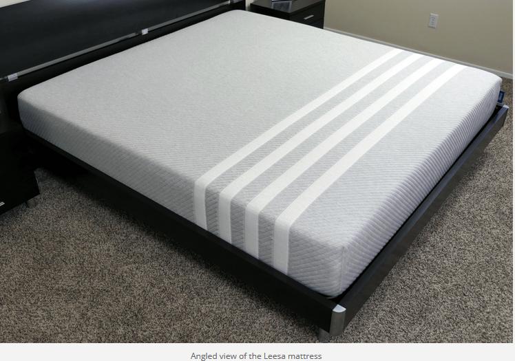 leesa mattress layers reviews