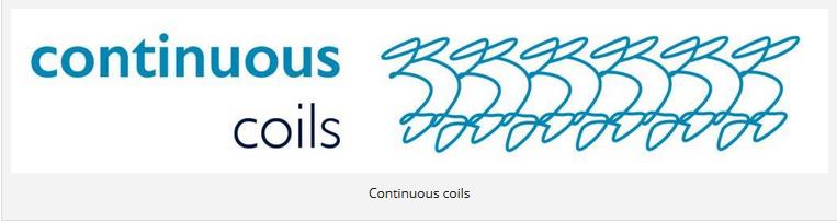 Continuous coils