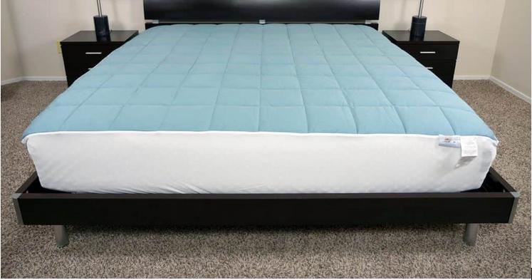 Slumber Cloud Nacreous mattress pad