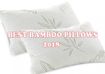 BEST BAMBOO PILLOWS REVIEWS