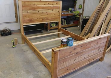 How to Build Your Own Bed Frame